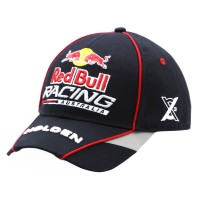 rkd x red bull racing curved brim 6 panel snapback