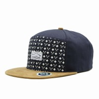 rkd x rhythm flat brim 7 panel camp cap
