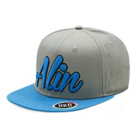 rkd x al.in.array flat brim 6 panel buckleback