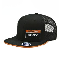 rkd x sony flat brim 6 panel trucker